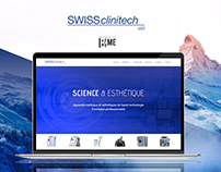 Swiss Clinitech Website Redesign