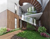 La Casa Verde Project l Canada
