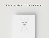 Logo design 'Yves Paquet'