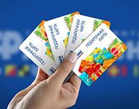 Рекламная кампания подарочной карты ТЦ «Флагман»