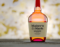 Maker's Mark Whisky | CGI