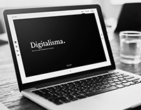 Digitalisma webdesign