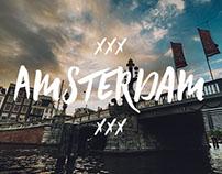 Amsterdam City Portrait