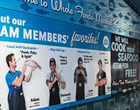 "Whole Foods Market ""Team Member Favorites"" Project"