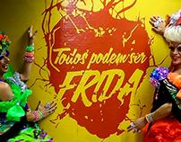 Todos Podem Ser Frida -Marca & Identidade Visual