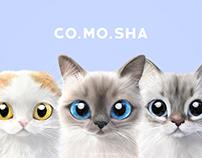 Coco, Momo & Shasha