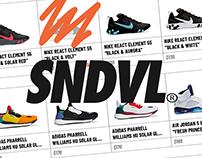 SNDVL - Sneakers