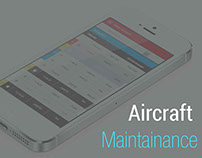 Aircraft Maintainance App