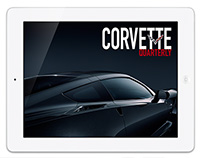 Corvette Quarterly iPad App
