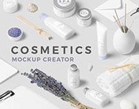 Cosmetics Mock-Up Creator