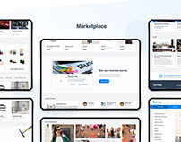 BizBinge — Marketplace