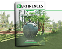 Pertinences Magazine Design!