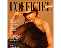 L'OFFICIEL MAROC FEB 2019 COVER STORY