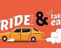 Ride & Take it Easy