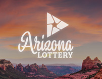Arizona Lottery | Logo Concept