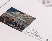RIOPELLE - CATALOGUE D'EXPOSITION