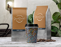 JavaScript Coffee House - Concept - Packaging Design