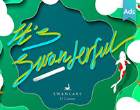 Swanlake El Gouna - It's Swanderful!