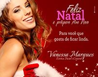Identidade visual e social media Vanessa Marques
