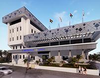 Al Bireh Municipality building