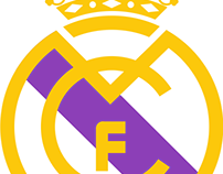 Real Madrid shield Redesing