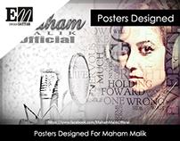 MAHAM MALIK (Project)