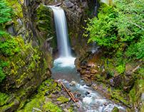 Mt. Rainier/Seattle