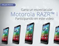 Motorola Android Razr-i