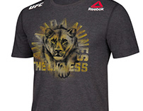 Reebok UFC Fighter Graphic