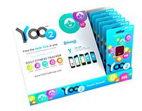 YOO | free-standing & TOC POP's