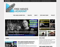Free Hands Academy logo