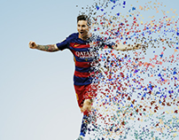 fade to messi