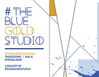 The blue gold studio