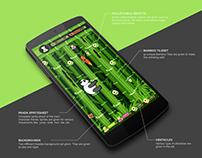 Bamboo Climber Game Asset Set
