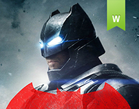 Batman v Superman: Dawn of Justice Website