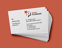 Nood Planning Stationery