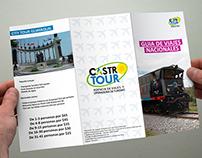 Agencia Castrotour (Flyers y Tríptico)