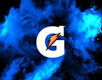 GATORADE BERRY BLUE