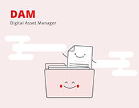 Digital Asset Manager - UX/UI