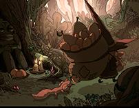 lil Thief - Illustration