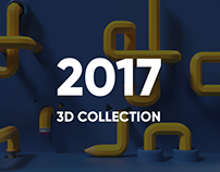 2017 3D Collection