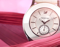 Swarovsky collection watch