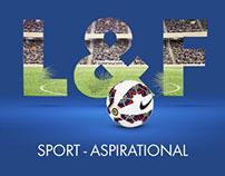Loook & Feel Linio Latam / Campaña sport