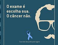 Posts Novembro Azul (Facebook)