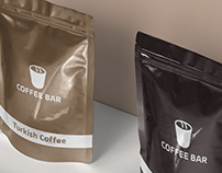 Coffee Bar - Logo design