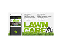 Lawn Maintenance WordPress Theme