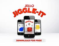Jello Jiggle-It Dance Visualizer
