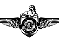 James Lahey & Shovel Club // Identity + Web Design