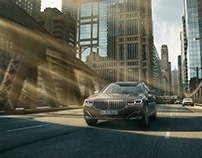 BMW 7 Series Campaign 2019