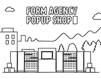 FORM Agency | PopUp Shop